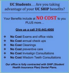 UCLA Students | Top Rated UCLA - Westwood Dentist | Best